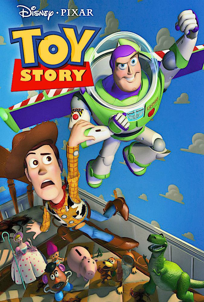 Toy Story movie poster