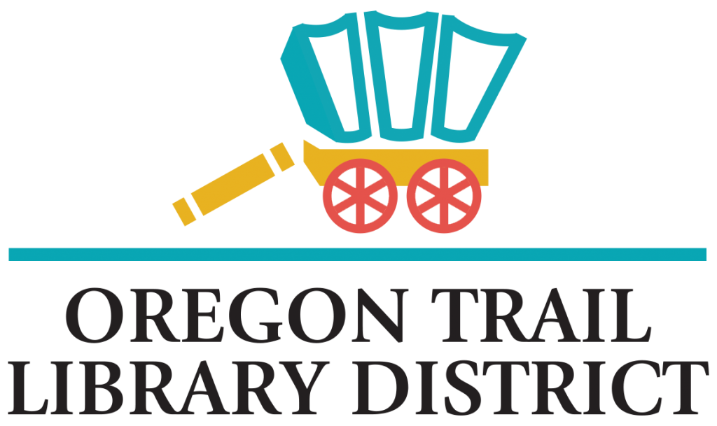 Oregon Trail Library District logo