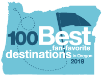 100 Best Fan-Favorite Destinations in Oregon