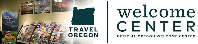 Travel Oregon Welcome Center