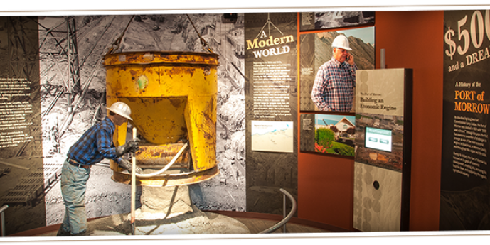 Port of Morrow Exhibit